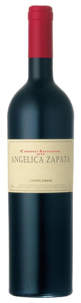 Angélica Zapata Cabernet Sauvignon Alta Bottle