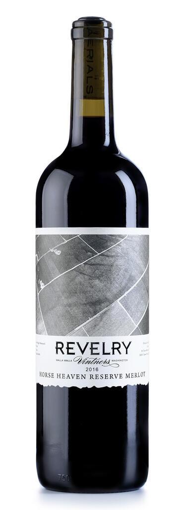 Revelry Vintners Horse Heaven Reserve Merlot Bottle Preview