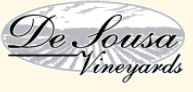 De Sousa Vineyards Logo