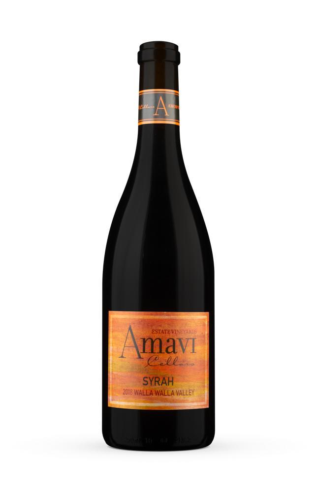 Syrah Bottle