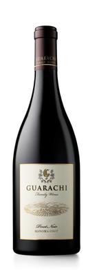 Guarachi Family Wines Sonoma Coast Pinot Noir Bottle Preview