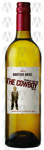 Bartier Bros. The Cowboy White