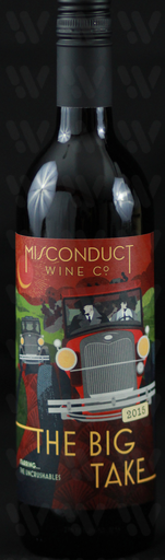 Misconduct Wine Co. Big Take
