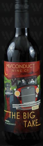 Misconduct Wine Co. Big Take