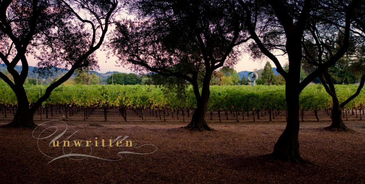 Unwritten Wines Cover Image