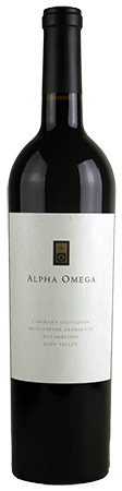 Alpha Omega Beckstoffer Georges III Cabernet Sauvignon Bottle Preview