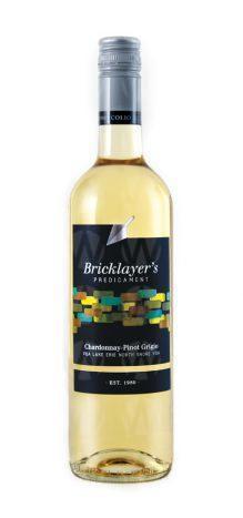 Bricklayer's Predicament Pinot Grigio Chardonnay