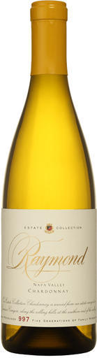 Raymond Vineyards Estate Collection Napa Valley Chardonnay Bottle Preview