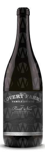 Covert Farms Family Estate Winery Grand Reserve Pinot Noir