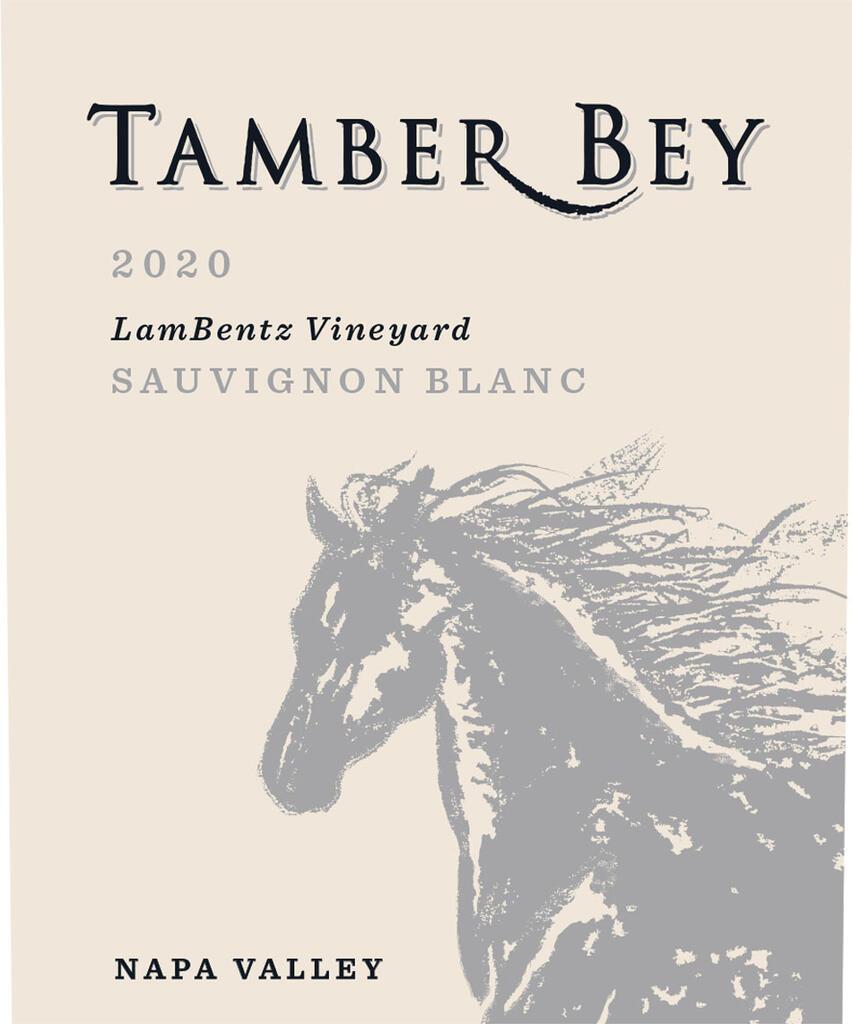 Tamber Bey Vineyards LamBentz Vineyard Sauvignon Blanc Bottle Preview