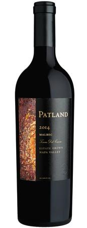 Patland Estate Vineyards Estate Malbec Bottle Preview