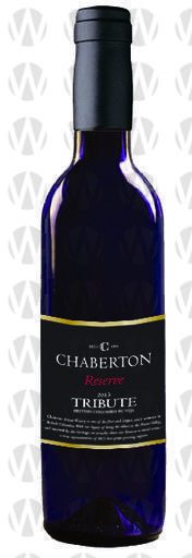 Chaberton Estate Winery Tribute Fortified