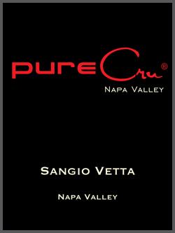 pureCru Wines Sangio Vetta Bottle Preview
