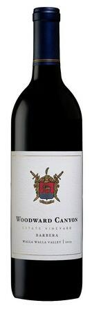 Woodward Canyon Winery Estate Barbera Bottle Preview