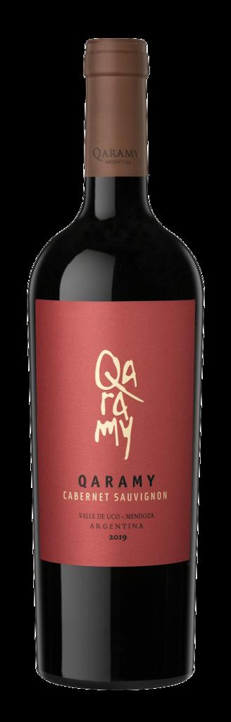 Viñas Qaramy QARAMY CABERNET SAUVIGNON Bottle Preview