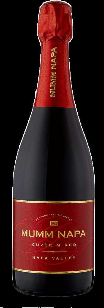 Mumm Napa Cuvée M Red Bottle Preview