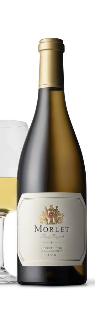 Morlet Family Vineyards Coup de Cœur Bottle Preview