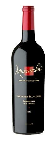 Muscardini Cellars Cabernet Sauvignon, Coombsville Bottle Preview
