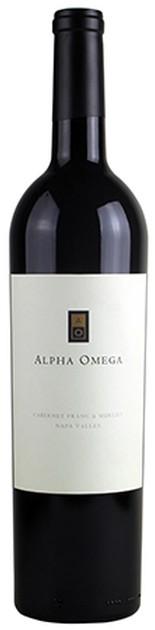 Alpha Omega Cabernet Franc & Merlot Bottle Preview