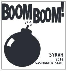 House of Smith Boom Boom! Syrah Bottle Preview