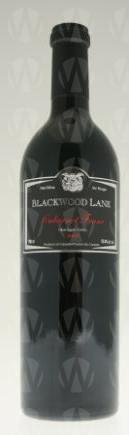 Blackwood Lane Vineyards & Winery Crazy Cab Franc