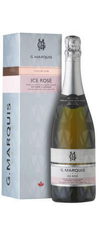 G. Marquis Vineyards Ice Rosé