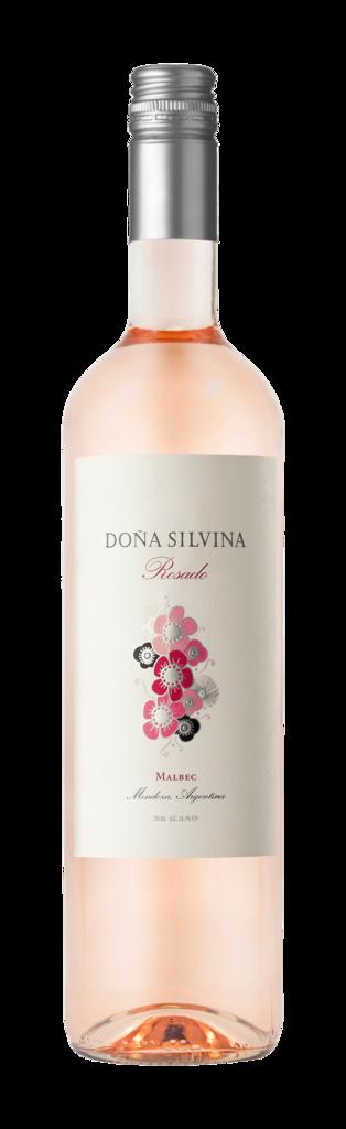 Bodegas Krontiras Doña Silvina Rosado Malbec Bottle Preview