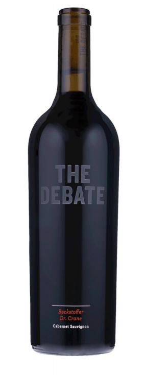 The Debate Beckstoffer Dr.Crane Bottle Preview