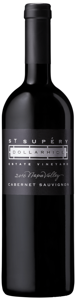 St. Supéry Estate Vineyards and Winery Napa Valley, Dollarhide Estate Vineyard Cabernet Sauvignon Bottle Preview