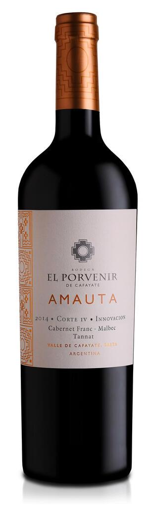 El Porvenir de Cafayate El Porvenir - Amauta Corte IV Innovación Bottle Preview