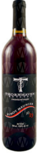 Thornhaven Estates Winery Pinot Meunier