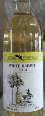 Waupoos Estates Winery White Rabbit