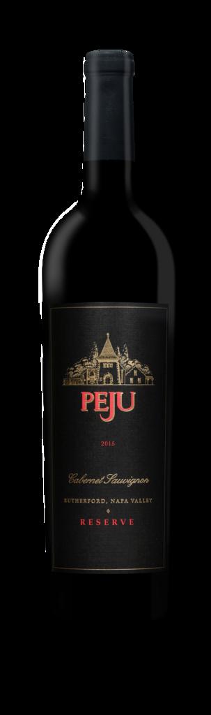 Peju Winery Cabernet Sauvignon Reserve Bottle Preview