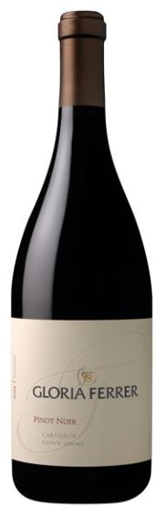 Gloria Ferrer Caves & Vineyards Estate Pinot Noir Bottle Preview