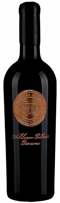 Browne Family Vineyards Bitner Red Blend Bottle Preview