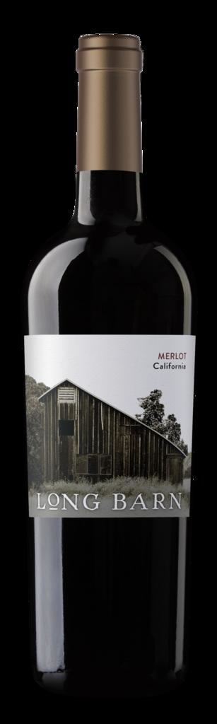 Long Barn Winery Long Barn California Merlot Bottle Preview
