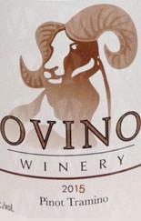Ovino Winery Pinot Tramino