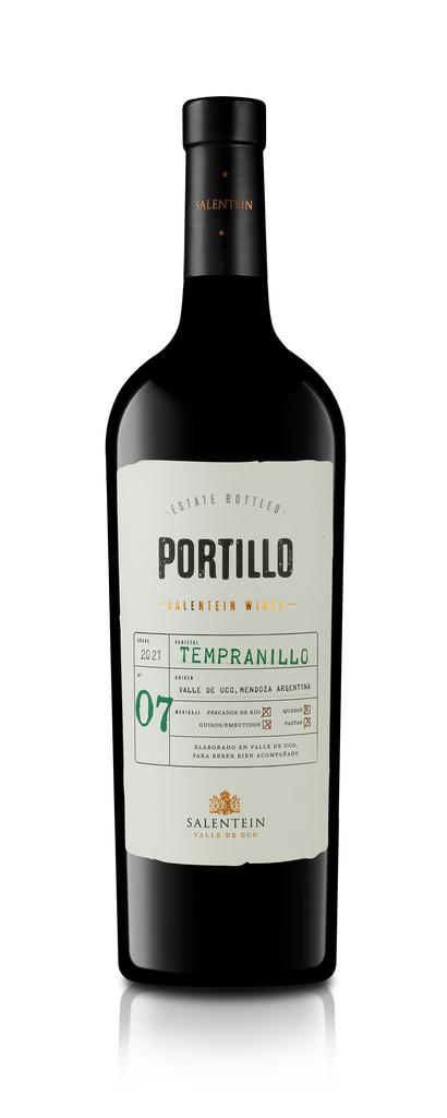 Portillo Tempranillo Bottle