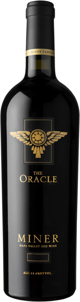 Miner Family Winery The Oracle, Napa Valley Red Wine Bottle Preview