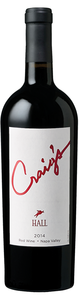 HALL Napa Valley CRAIG'S RED WINE Bottle Preview