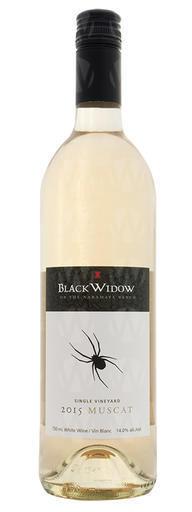 Black Widow Winery Single Vineyard Muscat Ottonel