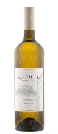 Corcelettes Estates Winery Chasselas