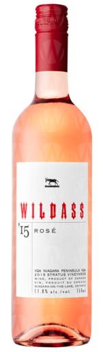 Stratus Vineyards Wildass Rosé