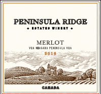 Peninsula Ridge Estates Winery Merlot