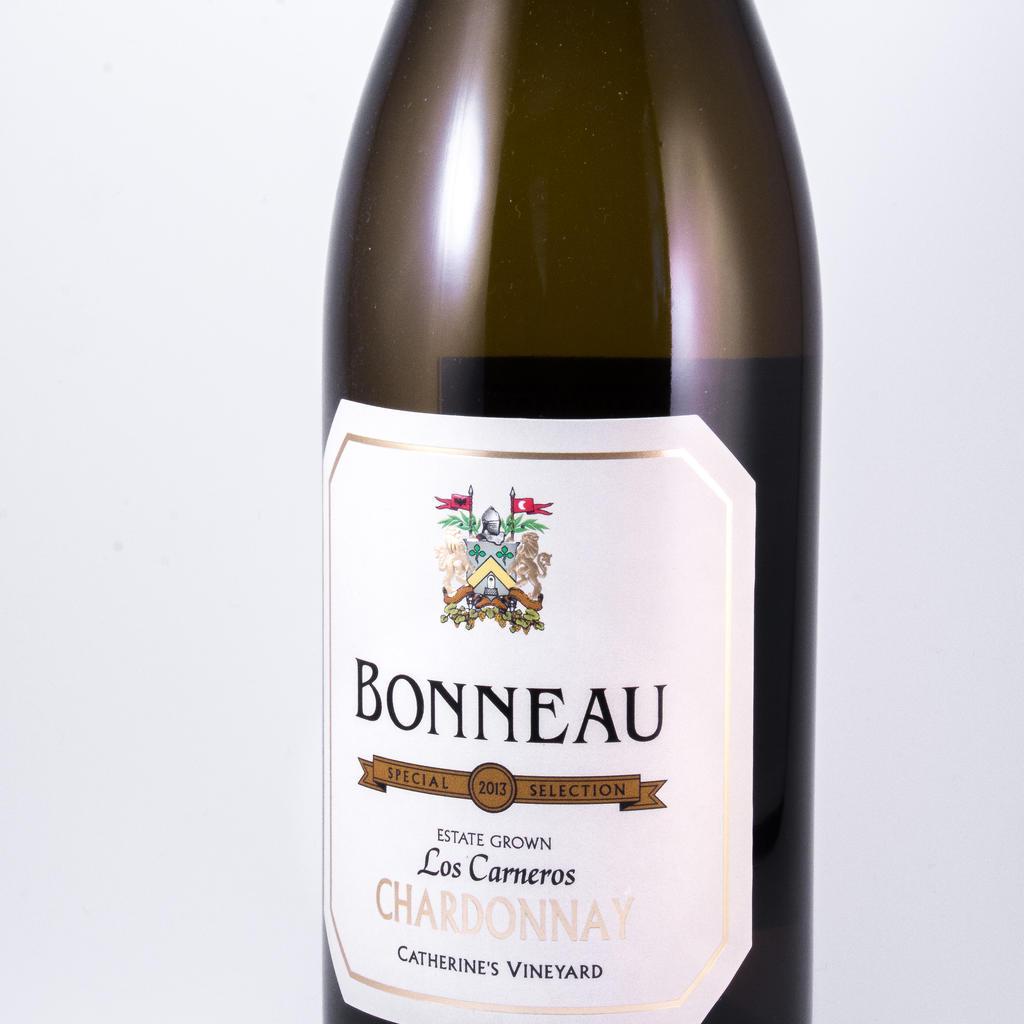 Bonneau Wines & Vineyard Los Carneros Chardonnay, Special Select - Bonneau Bottle Preview