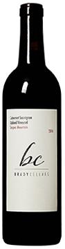 Brady Cellars Cabernet Sauvignon - Upland Vineyard Bottle Preview
