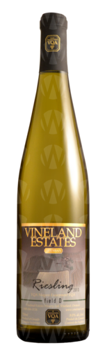 Vineland Estates FIELD D Riesling