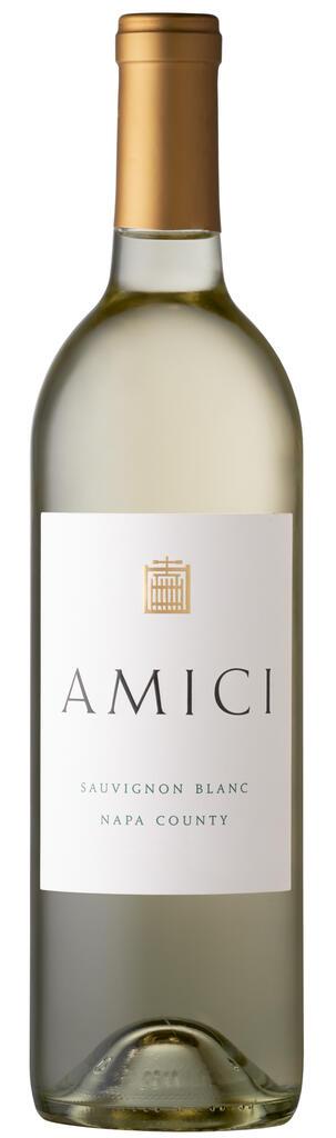 Amici Cellars Amici Sauvignon Blanc Napa Valley Bottle Preview