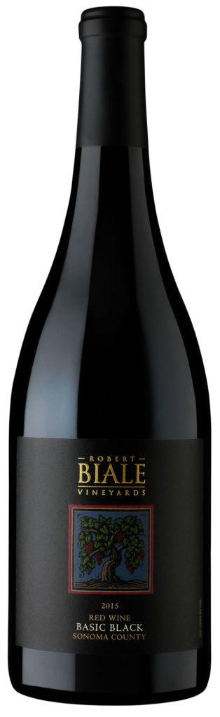 Robert Biale Vineyards Basic Black Bottle Preview