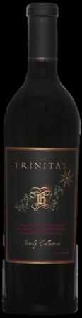 Trinitas Cellars Father Mathew Vineyard, Cabernet Sauvignon, Family Collection Bottle Preview